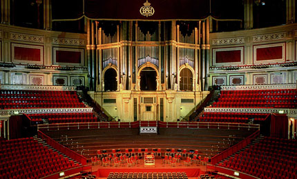 Condair humidify the Royal Albert Hall's Organ